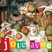 SORTIE 2nde application JOUE AVEC Paul Cézanne